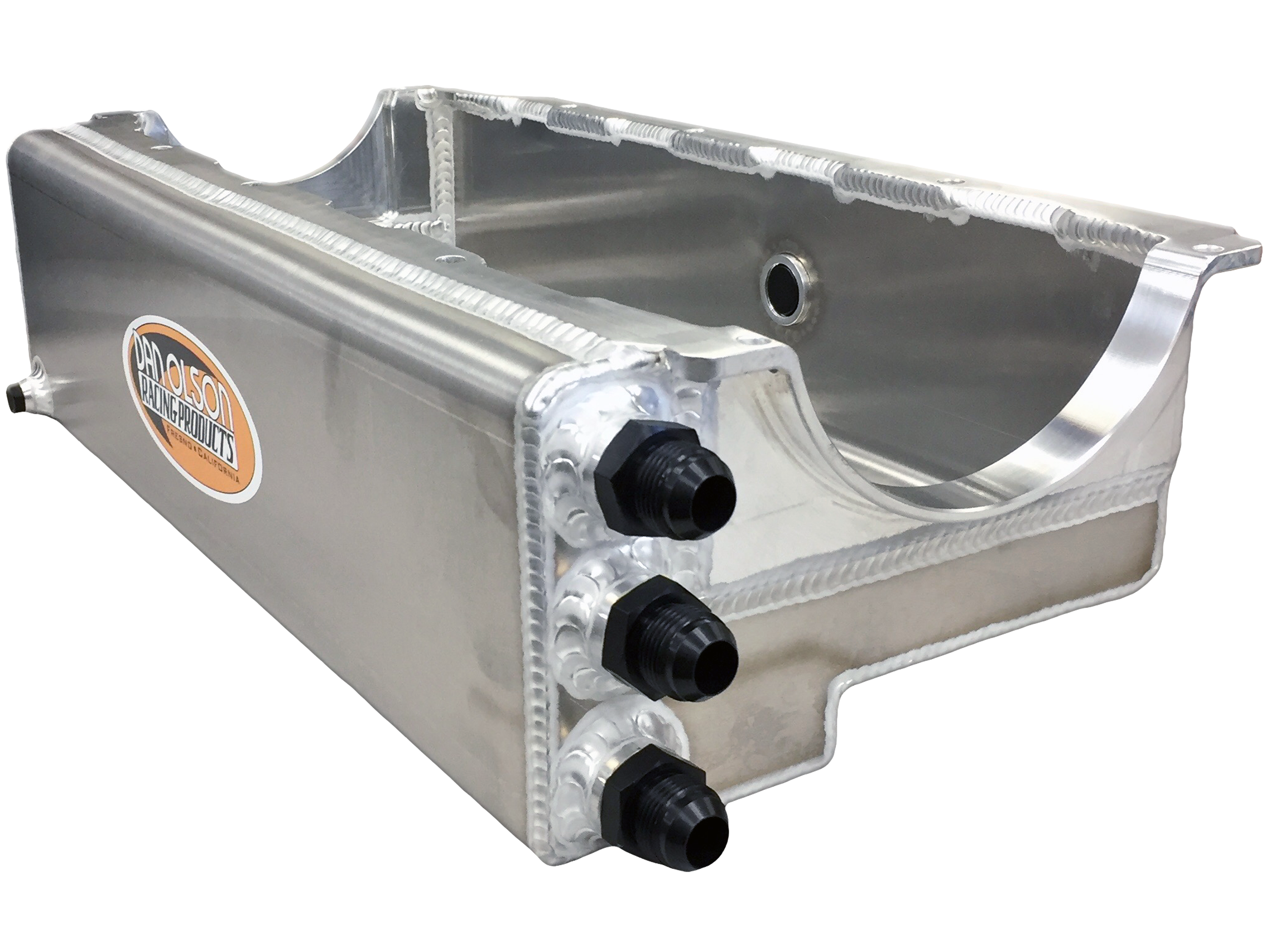 Chevy Big Block Oilpans – Dan Olson Racing Products